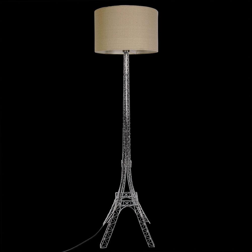 lampadaire tour eiffel lampe lampadaire lumi re salon. Black Bedroom Furniture Sets. Home Design Ideas