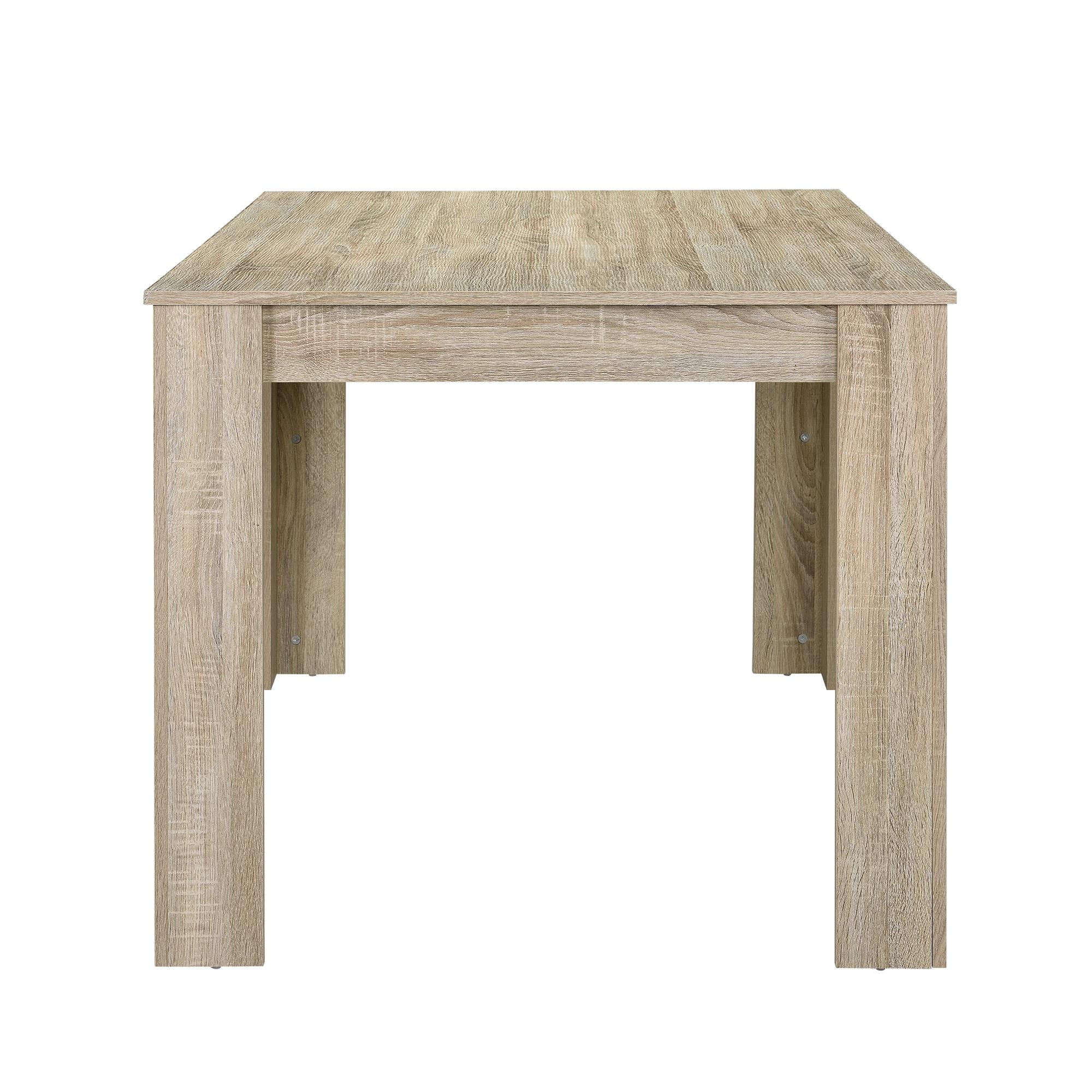 Table de salle manger nora 140x90 ch ne c rus for Table de salle a manger hauteur 90